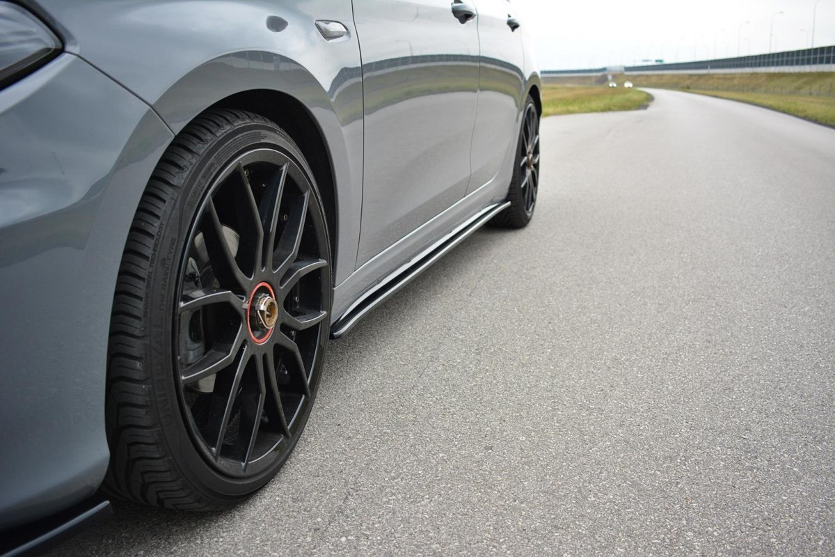 Dokładki Progów Fiat Tipo S-Design - GRUBYGARAGE - Sklep Tuningowy
